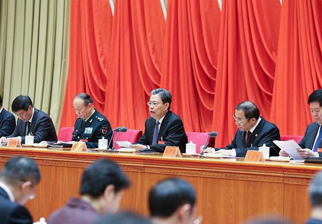 赵乐际在十九届中央纪委二次全会上的工作报告