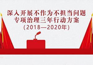 """【媒体关注天津】图说:""""专项治理三年行动""""怎么干?"""