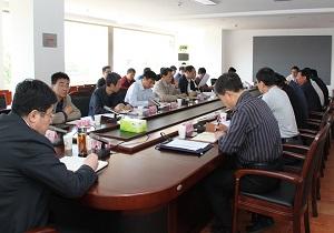 蓟州区:不作为不担当问题专项治理领导小组 办公室召开专题会议
