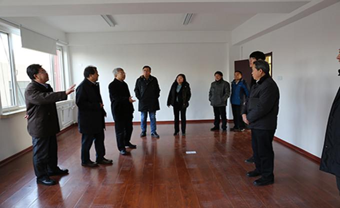 市纪委副书记王宝强到红桥区督导监察体制改革工作