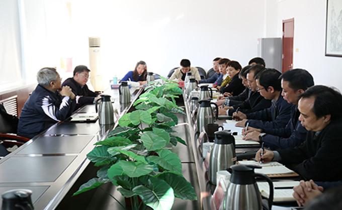 市纪委副书记王宝强到红桥督导监察体制改革试点工作