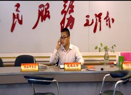 区纪委反腐微视频《伸向扶贫的黑手》