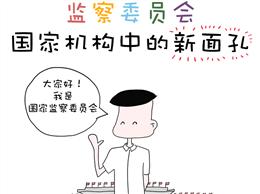 【长漫画】监察委员会, 国家机构中的新面孔
