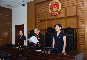 【原创镜头】北辰区:庭审现场接受检验和培训