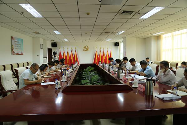 宁河:区委书记专题会议听取二届区委第六轮巡察情况汇报