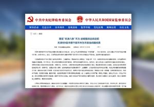 【媒体关注天津】对8名市管干部不作为不担当问题问责