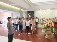 宁河区:开展革命传统主题教育月活动
