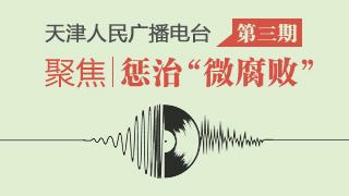 """天津广播新闻中心""""廉政经纬""""节目第三期"""
