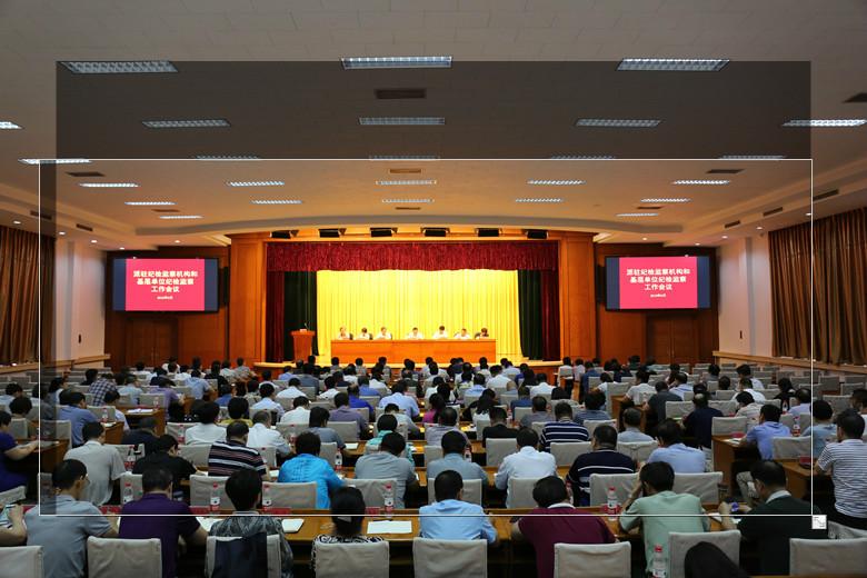红桥区召开派驻纪检监察机构和基层单位纪检监察工作会议