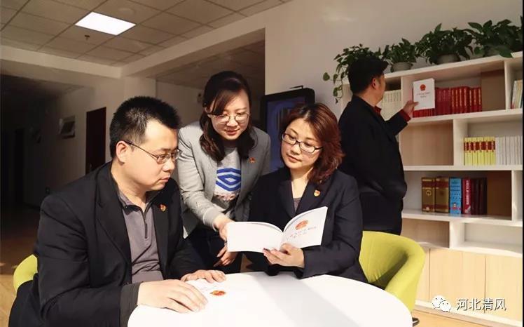 河北区纪委监委广泛掀起学习宣传监察法热潮