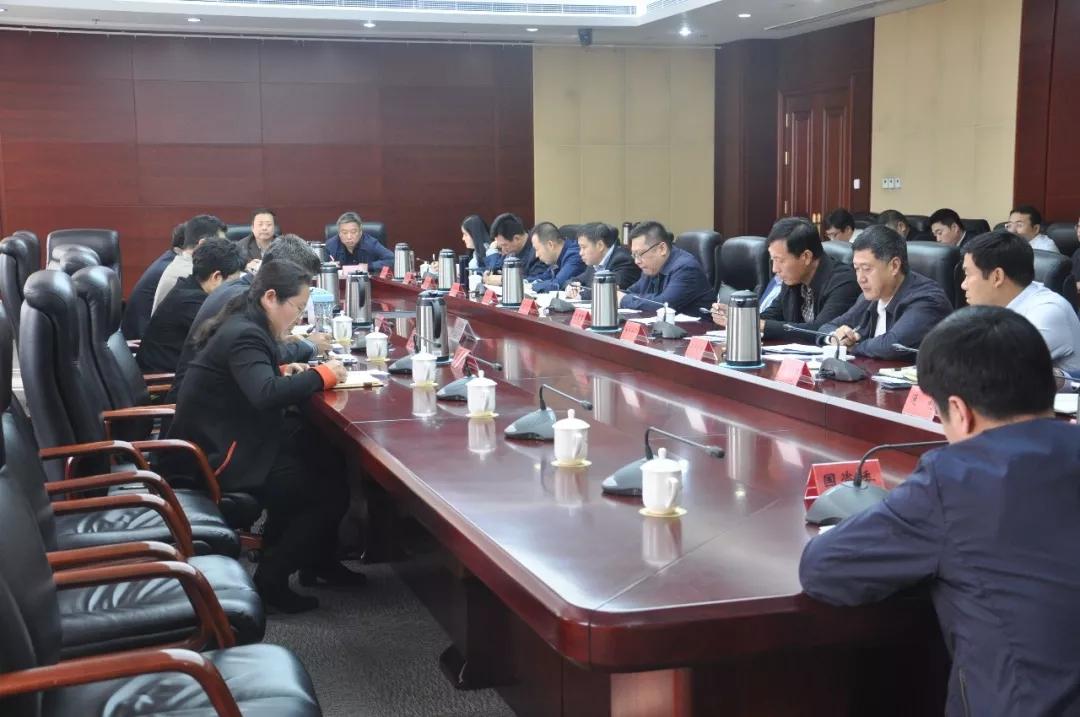 武清区组织召开国企系统座谈会
