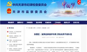 东丽区:发挥巡察熔炉作用 淬炼优秀干部队伍