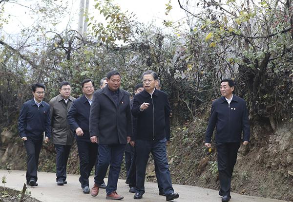 赵乐际在河南调研时强调 严明纪律规矩 严格执纪监督 保障党中央重大决策部署落地见效
