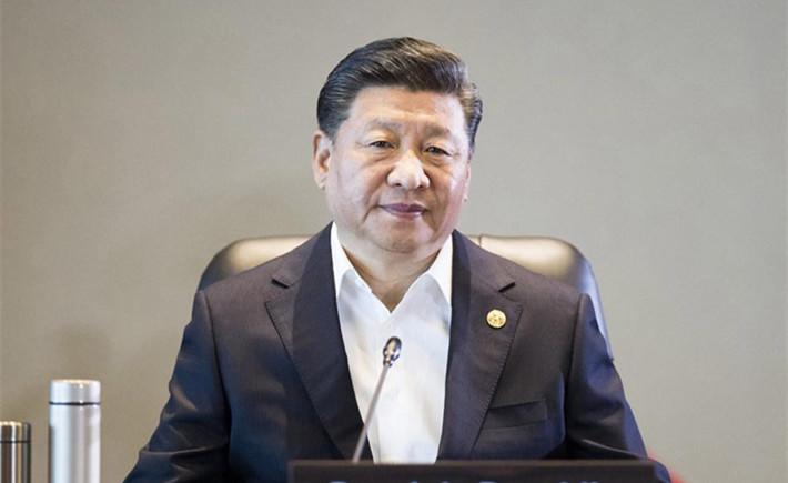 习近平出席亚太经合组织第二十六次领导人非正式会议并发表重要讲话