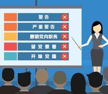 【廉韵津沽·微视频】《中国共产党纪律处分条例》篇