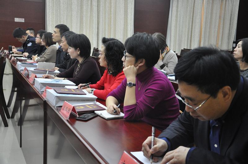 武清区监委召开第一届特约监察员聘任暨培训会议