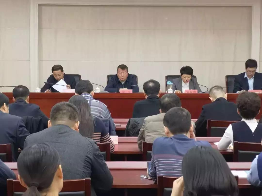 武清区启动五届区委第六轮巡察工作