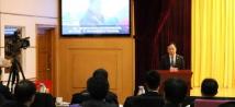【原创镜头】西青区党委(党组)主要负责人向区纪委全会述责述廉