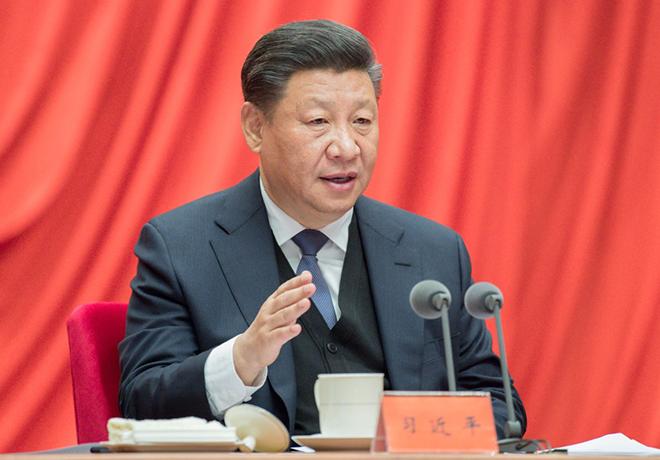 习近平在十九届中央纪委三次全会上发表重要讲话