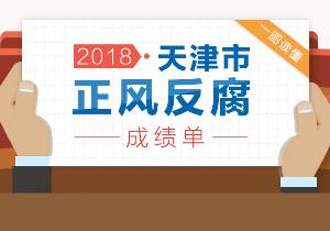 【媒体关注天津】去年问责市管干部55人