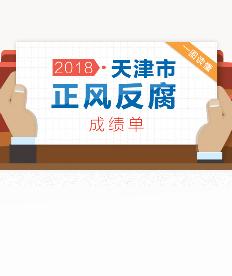 图说正风反腐 | 天津:去年问责市管干部55人