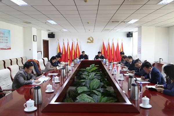 宁河区:持续深化不作为不担当问题专项治理 严肃整治形式主义官僚主义