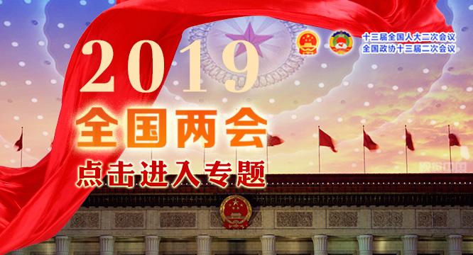 2019全国两会专题