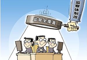 监察体制改革一周年   要习惯在监督下工作和生活