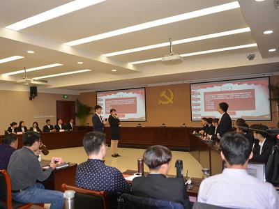 """北辰区:举办""""党纪法律法规""""知识竞赛决赛"""