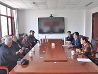 武清区:区纪委监委党总支组织召开退休老干部座谈会