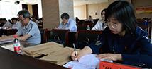 镜头 | 十一届东丽区委开展第七轮巡察暨统配巡工作