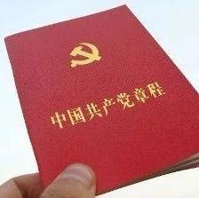 领航中国 对照党章检视问题