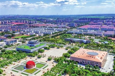 武清区:协同发展当猛将 高质量发展做先锋