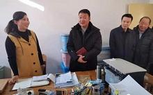 李龙深入区委巡察组调研指导工作