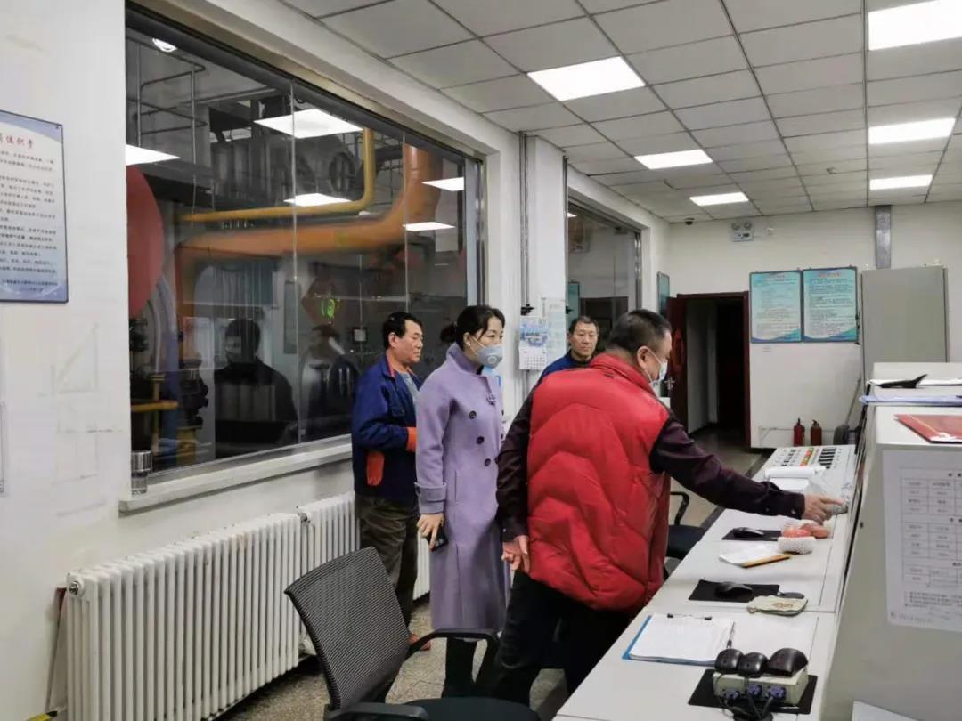 驻区国资委纪检监察组以有效的监督为企业复工复产提供坚实的纪律保障