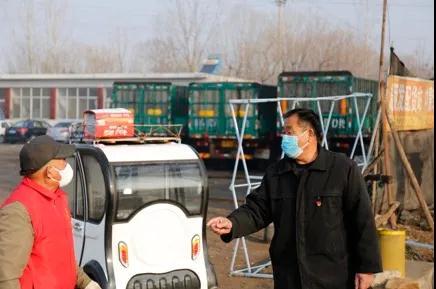 【乡镇动态】村监委会中忙碌的身影——访白涧镇杜吉素村监委会主任汪海清