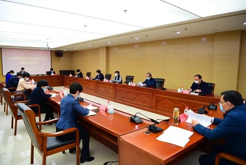 区委党的建设工作领导小组召开会议