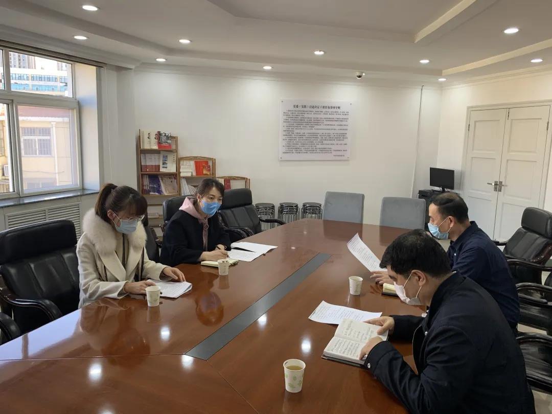 驻区国资委纪检监察组三个紧盯开展扶贫助困领域腐败和作风问题专项治理