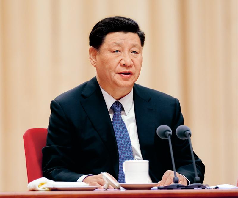 习近平:贯彻落实好新时代党的组织路线 不断把党建设得更加坚强有力