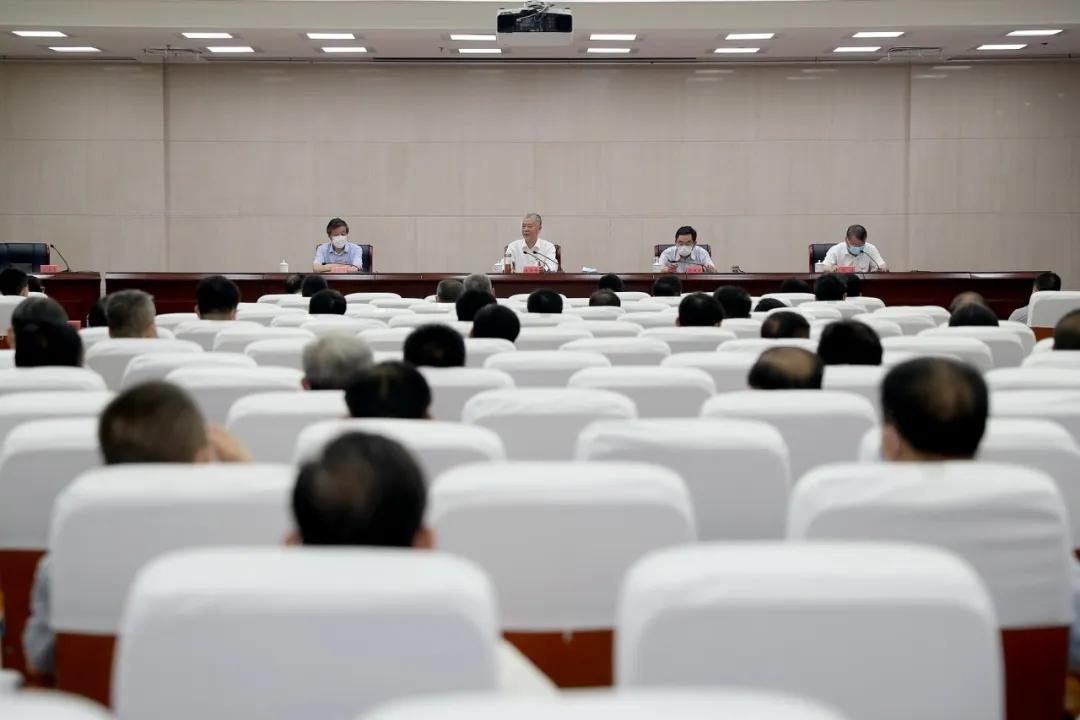 纪念中国共产党成立99周年!武清区召开先进典型事迹报告会!