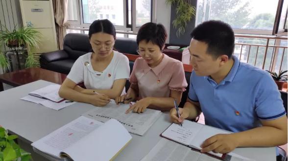 镜头|天津纪检监察系统学习贯彻政务处分法 ⑤