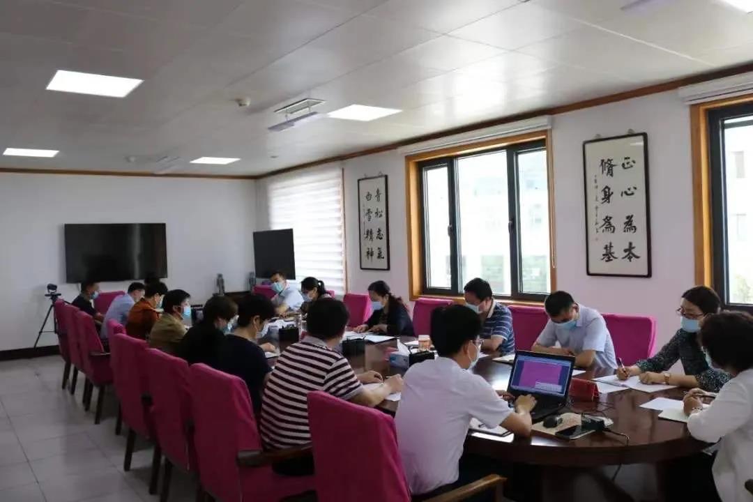 西青区纪委常委会扩大会议传达学习习近平总书记重要讲话和全国两会精神