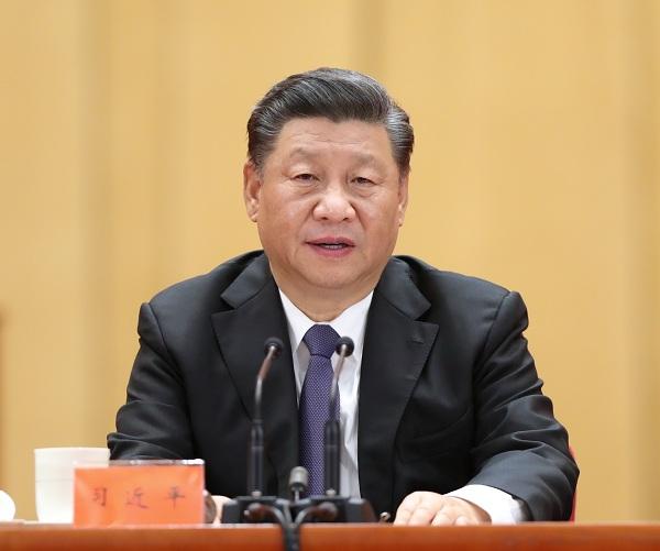 习近平出席纪念中国人民志愿军抗美援朝出国作战70周年大会并发表重要讲话