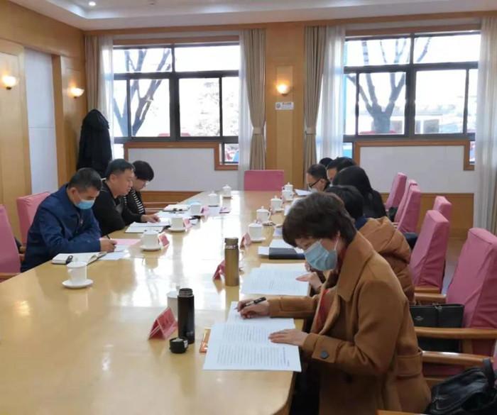 西青区向党外人士通报2020年党风廉政建设和反腐败工作情况