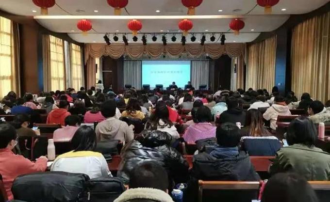 河北区民政局开展社会救助工作廉政教育活动