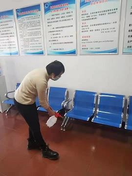 【工作动态】信访室:多措并举,筑牢信访接待疫情防控安全防线