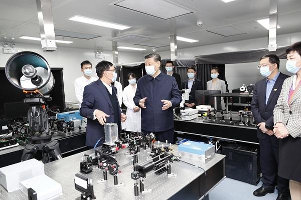习近平:坚持中国特色世界一流大学建设目标方向 为服务国家富强民族复兴人民幸福贡献力量