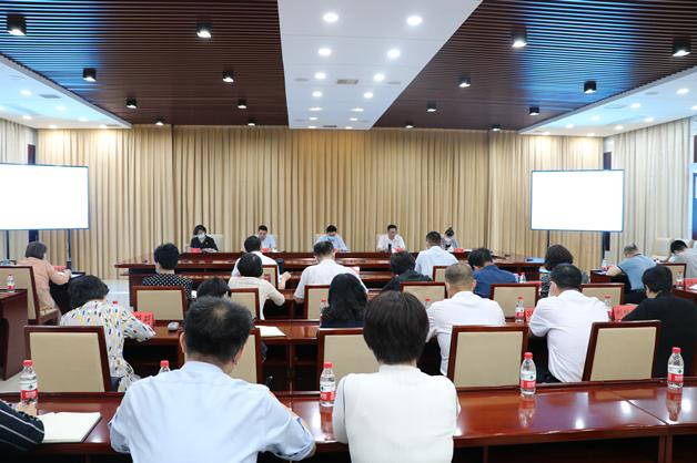 河北区召开十一届区委第十二轮巡察工作动员部署会