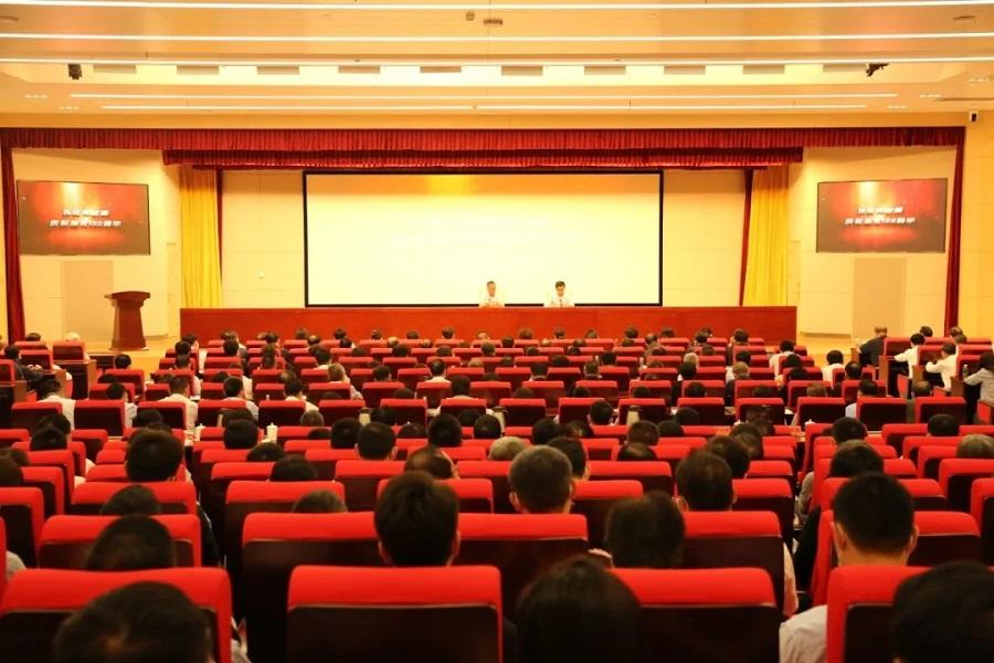 【媒体关注】邓修明:全市纪检监察系统要继续深入开展向梁有祥同志学习活动
