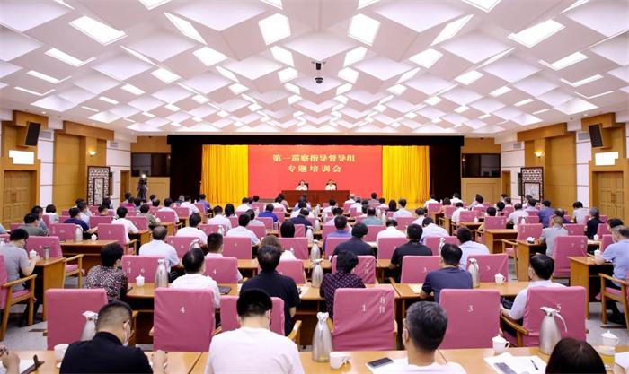 第一巡察指导督导组专题培训会在西青召开